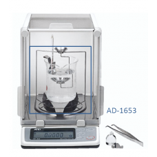 AD-1653 & AD-1654 Density Determination with balance
